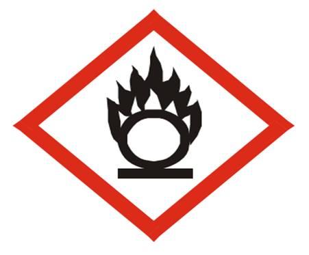 Gambar 2 : Simbol untuk B3 klasifikasi bersifat pengoksidasi ...
