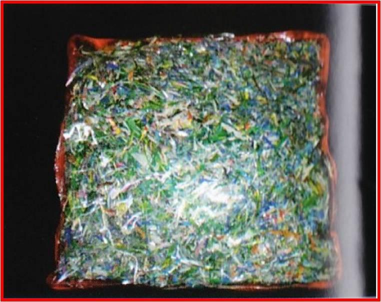 Bantal Kursi Dari Sampah Plastik