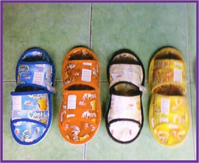 Sandal Hotel Dari Sampah Plastik Jujubandung