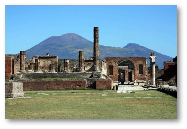 Bencana di Pompeii