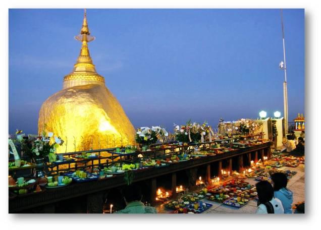 3 Permata Tersembunyi Birma