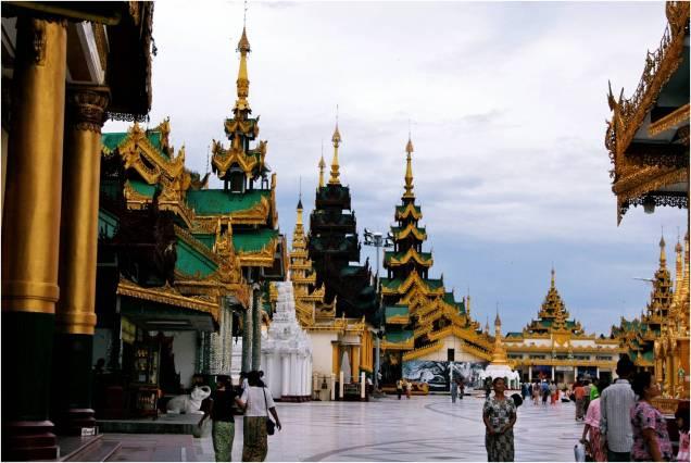 3 Tempat Aduhai di Rangoon