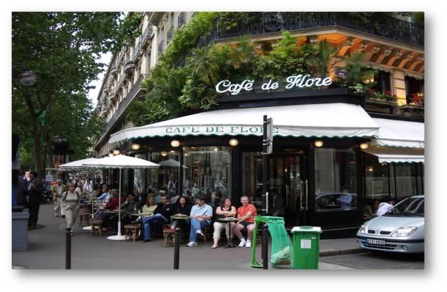 4 Kafe Masyhur di Dekat Menara Eiffel Paris