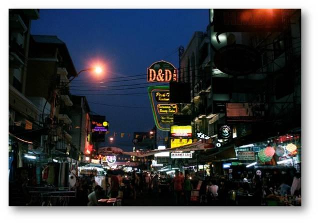 Bangkok, Sebuah Perjalanan
