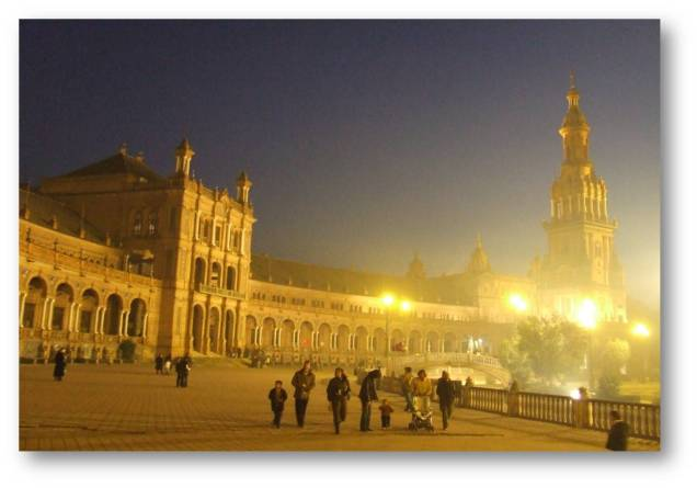 Cantiknya Sevilla