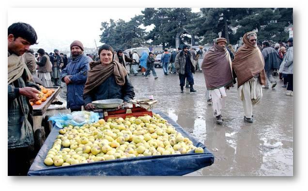 Perjalanan Selanjutnya, Kabul