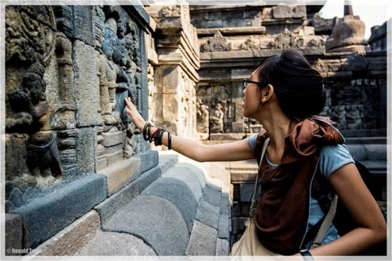 Candi Borobudur Keajaiban Dunia yang Terlupakan