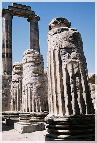 Daftar 7 Keajaiban Dunia Kuno