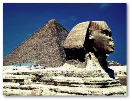 Piramid, Keajaiban Dunia Terhebat dari Mesir Kuno