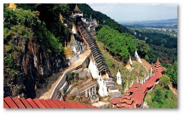 Trekking di Myanmar