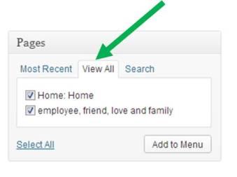Cara membuat sub menu kategori