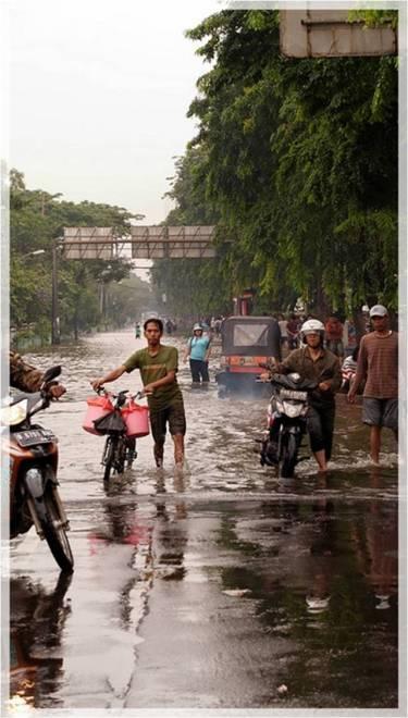 Lingkungan Sehat Agar Terhindar Dari Bencana