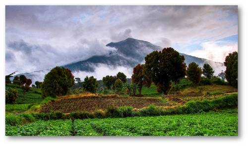 Menjelajah Keagungan Gunung Kerinci