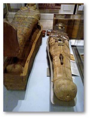 Menjelajah Waktu di Museum British, London